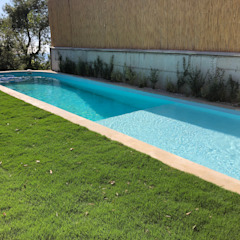 Country style hotels by Sıdar Pool&Dome Yüzme Havuzları ve Şişme Kapamalar Country