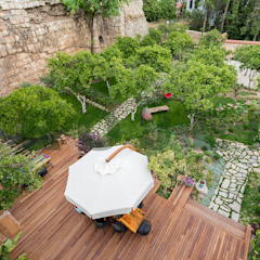 de Mimoza Mimarlık Mediterráneo