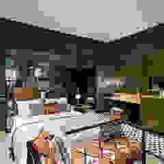 HOTEL DESIGN SHOW 2019 Tropikal Yatak Odası Mimoza Mimarlık Tropikal