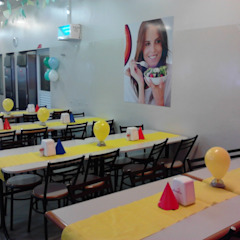 Fugini Alimentos - Restaurante Profissional Espaços gastronômicos industriais por JP GOMES ARQUITETURA Industrial