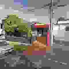 Restaurante Quotidiano - Restaurante Profissional Espaços gastronômicos industriais por JP GOMES ARQUITETURA Industrial