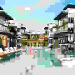 van UNREALITY Architecture & Design Tropisch
