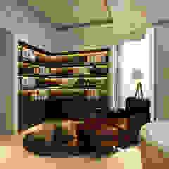 Sunway Vivaldi Penthouse Classic style study/office by Latitude Design Sdn Bhd Classic