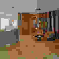 클래식 스타일 호텔 by Holzhandlung Peis OHG 클래식 우드 우드 그레인