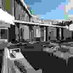 Casa LZ por I VENETI - Arquitetura e Engenharia Moderno