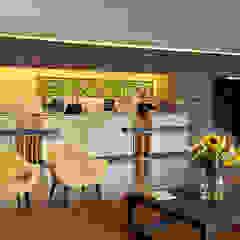 Interieurontwerp voor van der Valk's hotel Ridderkerk. Moderne hotels van Mishmash Modern