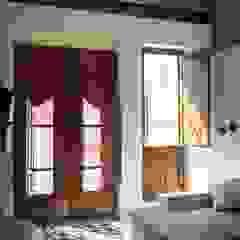 من osb arquitectos بحر أبيض متوسط خشب متين Multicolored