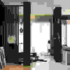 Pavilion Hilltop, Mont Kiara Modern corridor, hallway & stairs by Norm designhaus Modern