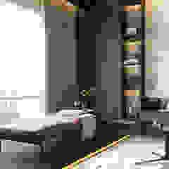 Pavilion Hilltop, Mont Kiara Modern windows & doors by Norm designhaus Modern