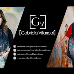 by Gabriela Villarreal Galeria de arte Modern