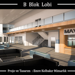 by Emre Mimarlık Modern