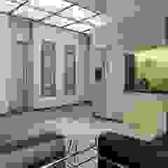LEMABANG KOS Ruang Keluarga Gaya Industrial Oleh ARK-chitect studio Industrial