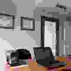 Vivienda familiar en Córdoba Estudios y oficinas modernos de Dario Basaldella Arquitectura Moderno Madera Acabado en madera
