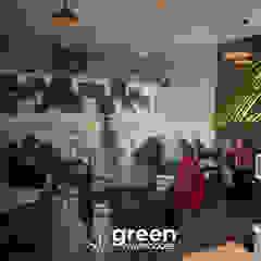 Green Warehouse Paisajismo de interiores