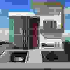 Projeto Residencial - Casa em condomínio fechada por Gouveia Engenharia e Arquitetura Moderno