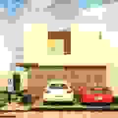 by GT Construcciones Minimalist Stone