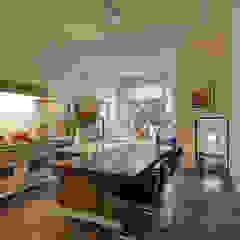 verbouwing/renovatie woonhuis van Studio Kuin BNI Modern