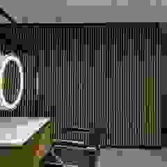 Minimalistyczne spa od MAS MX Minimalistyczny Drewno O efekcie drewna