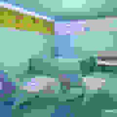 Minimalist hotels by Effimera Beauty Wellness Spa Minimalist Solid Wood Multicolored