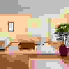 raumdeuter GbR Living room Wood White