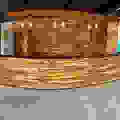 Pisos y Maderas Finas de Queretaro SA de CV Bars & clubs Solid Wood Amber/Gold