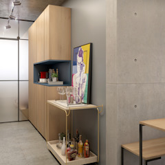 by BOHO Arquitetura Industrial Concrete