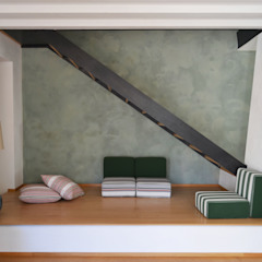 RiceHouse Modern Walls and Floors