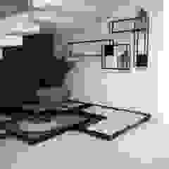 B-House by elvira Scale Ferro / Acciaio Nero