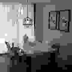 B-House by elvira Sala da pranzo moderna