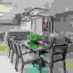 Studio Diego Duracenski Interiores Ruang Makan Modern