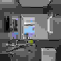 Studio Diego Duracenski Interiores Kamar Mandi Modern