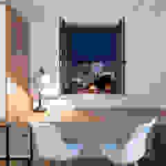ARTEQUITECTOS Chambre moderne