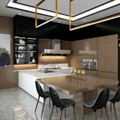 Loop Projects Cucina moderna