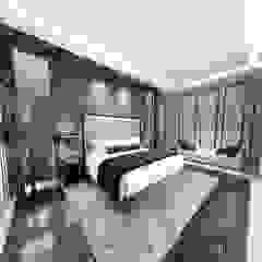 Loop Projects Camera da letto moderna