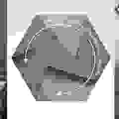 ZICARO - producent paneli 3D Dining roomAccessories & decoration Keramik White