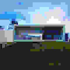 Beton House Casas de estilo minimalista