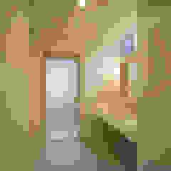 一級建築士事務所 想建築工房 Modern bathroom
