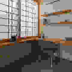 環アソシエイツ・高岸設計室 Asian style study/office