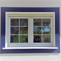 FENSTENERGY, LDA. Fenêtres en PVC Blanc