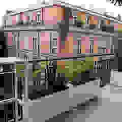 Mattia Boldrin Garden Design Balcones y terrazas modernos