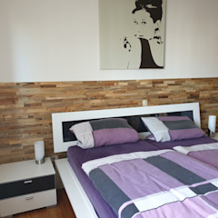 Decoration4you BedroomBeds & headboards Wood