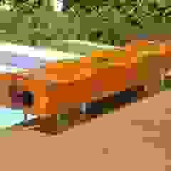 Camacã Design em Madeira Pool Parket