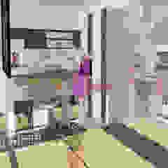 OrBiTa - Architettura oltre lo spazio Modern Kitchen