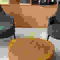 Camacã Design em Madeira Office spaces & stores Parket
