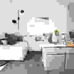 loop-d 现代客厅設計點子、靈感 & 圖片 Grey