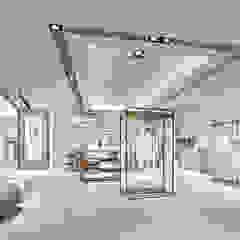 Retail Shop by John Chan Design Ltd Modern