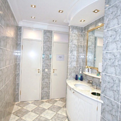Modern walls & floors by Zahnarztpraxis und Co. Modern