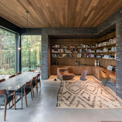 Green Living Ltd Modern Dining Room