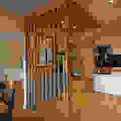 Agence ADI-HOME Kitchen units Chipboard White