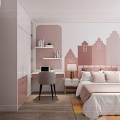 Thiết kế nội thất ICONINTERIOR Modern style bedroom